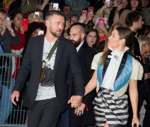 Justin Timberlake attaqué à la Fashion Week de Paris