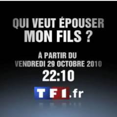 Qui veut épouser mon fils ... les 1eres images de la nouvelle télé-réalité de TF1