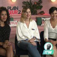 """Plan Coeur saison 2 : les actrices très proches dans la vie, """"On est devenues amies"""" (Interview)"""