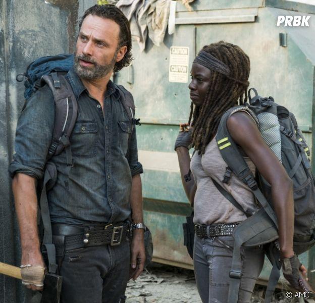 The Walking Dead saison 10 : Michonne va-t-elle retrouver Rick dans les films ?