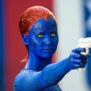 Jennifer Lawrence (X-Men Days of Future Past) : son incroyable transformation pour devenir Mystique