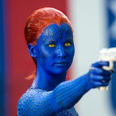 Jennifer Lawrence (X-Men Days of Future Past) : son incroyable transformation pour devenir Mystique