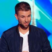 La France a un incroyable talent : Valentin, un humoriste bègue, fait pleurer tout le monde
