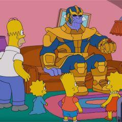 Les Simpson va parodier Marvel et Thanos avec les réalisateurs d'Avengers Endgame