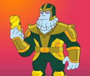 Les Simpson va bientôt parodier Marvel avec les réalisateurs de Avengers Endgame