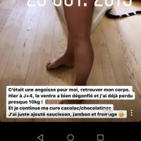 """Cindy (Koh Lanta 2019) maman, elle raconte son accouchement et son allaitement """"douloureux"""""""