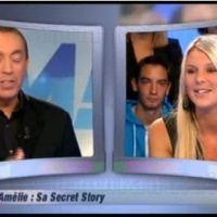 Secret Story 4 ... Amélie ... Mariage, bébé ... Tout était faux (vidéo)
