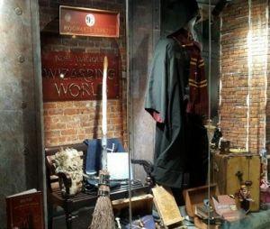 Harry Potter : fêtez Noël dans une boutique éphémère incroyable à Paris