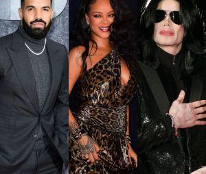 Drake, Rihanna, Michael Jackson... Les artistes qui ont le plus vendu ces 50 dernières années