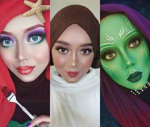 Princesses Disney, Star Wars, Marvel... Cette femme fait des cosplays incroyables avec son hijab