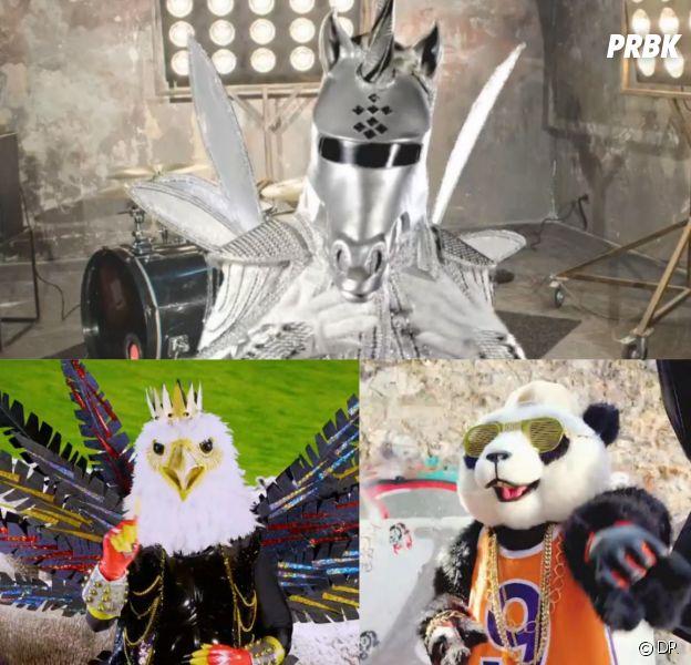 Mask Singer : quelles stars se cachent derrière les masques ? A vous de voter !