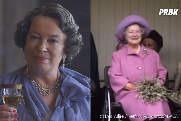 The Crown saison 4 : Marion Bailey joue la Reine mère