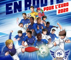 Captain Tsubasa s'associe à l'Equipe de France : 3 choses qu'on veut absolument avoir