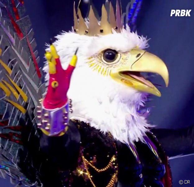 Mask Singer : Julien Doré est-il la célébrité cachée sous le masque de l'aigle ? Sa réponse géniale