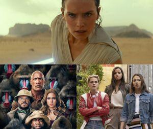 Star Wars 9, Jumanji Next Level, Charlie's Angels... top 8 des films à voir en décembre 2019