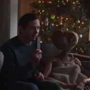E.T. et Elliott se retrouvent dans une publicité, 37 ans après le film !