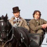 Sherlock Holmes 2 ... les premières photos du tournage du film