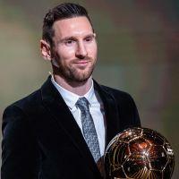 Lionel Messi gagnant du Ballon d'Or 2019 : il bat son rival Cristiano Ronaldo avec un 6ème prix