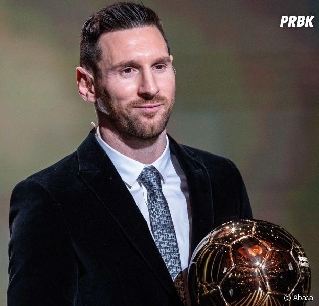 Lionel Messi sacré Ballon d'Or 2019 : il bat son rival Cristiano Ronaldo avec ce 6ème prix