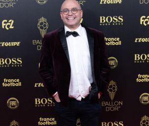 Yoann Riou à la cérémonie du Ballon d'Or 2019