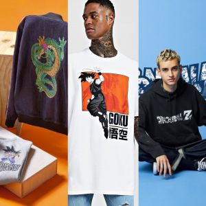 Dragon Ball Z : Uniqlo, Celio et BoohooMAN, 3 collabs qui nous replongent dans l'univers de DBZ