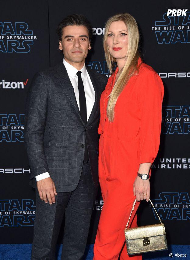 Oscar Isaac et sa femme Elvira Lind