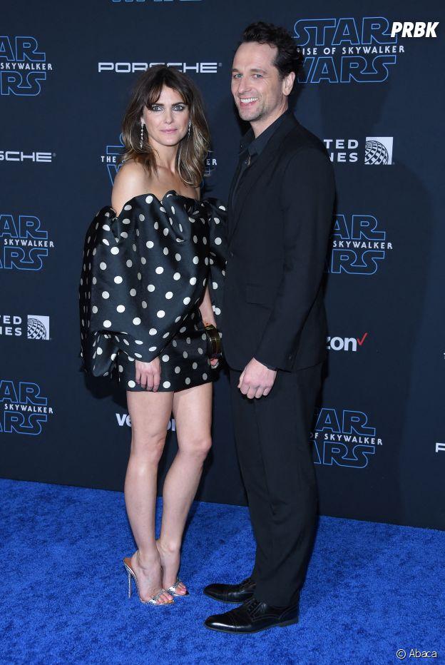 Keri Russell et son compagnon Matthew Rhys