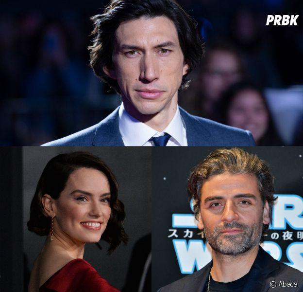 Adam Driver, Daisy Ridley, Oscar Isaac... avec qui les stars de Star Wars sont-ils en couple ?