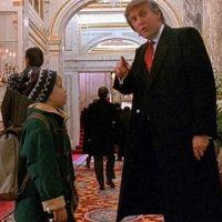 Maman, j'ai encore raté l'avion : la scène de Donald Trump censurée au Canada, le président réagit