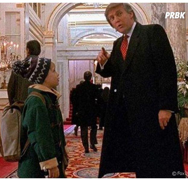 Maman, j'ai encore raté l'avion : la scène avec Donald Trump censurée au Canada, le président réagit