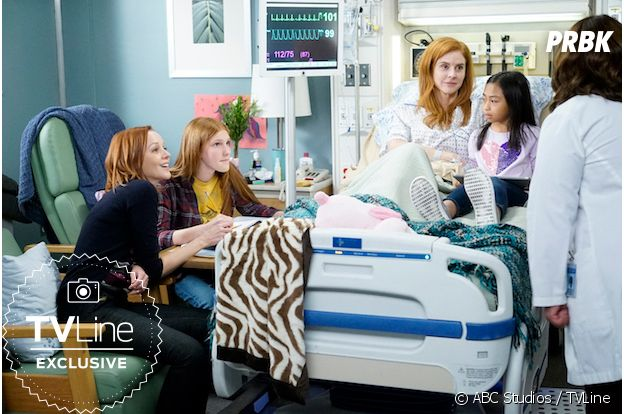 Grey's Anatomy saison 16 : Sarah Rafferty au casting