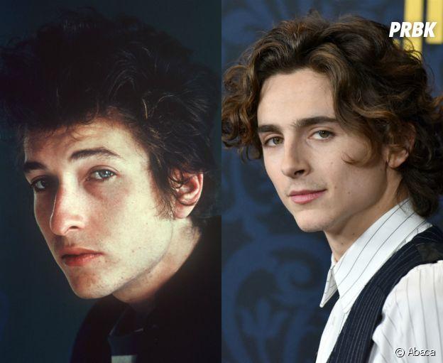 Timothée Chalamet devrait incarner Bob Dylan au cinéma