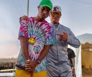 The Neptunes de retour : le duo formé par Pharrell Williams et Chad Hugo travaillent en studio avec plusieurs stars de la chanson
