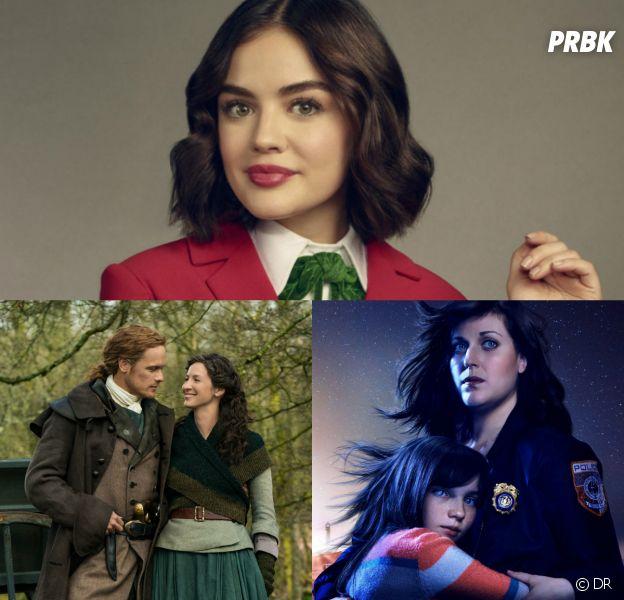 Top 10 des séries à voir en février 2020 avec Katy Keene, Outlander saison 5 et Emergence