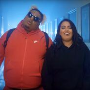 """Marwa Loud feat. Naza : ils répondent aux critiques dans le clip """"Allez les gros"""""""