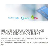 Navigo : le site de remboursement bug, les internautes pètent un câble