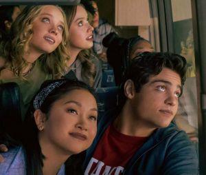 A tous les garçons que j'ai aimés 3 (A tous les garçons : pour toujours et à jamais) : avec qui les acteurs sont-ils en couple ?