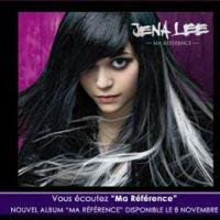 Jena Lee ... des extraits de Ma Référence, son prochain album