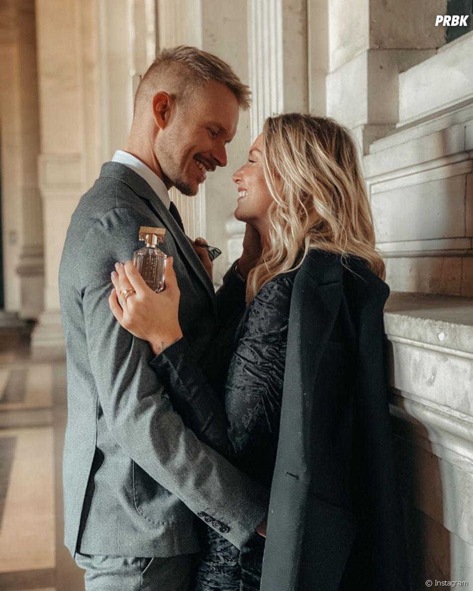Aurélie Van Daelen de nouveau en couple