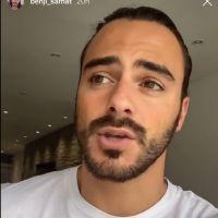 Benjamin Samat (Les Marseillais aux Caraïbes) : son père en prison ? Il répond à la rumeur