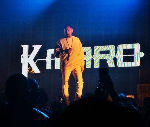 K. Maro de retour sur scène après 10 ans d'absence : il enflamme l'Elyséee Montmartre