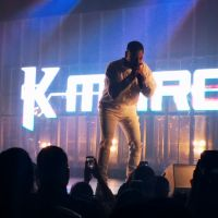 K. Maro de retour sur scène après 10 ans d'absence : il enflamme l'Elysée Montmartre
