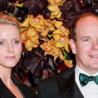 SAS le Prince Albert II de Monaco et Charlène Wittstock ... leur mariage en 3D