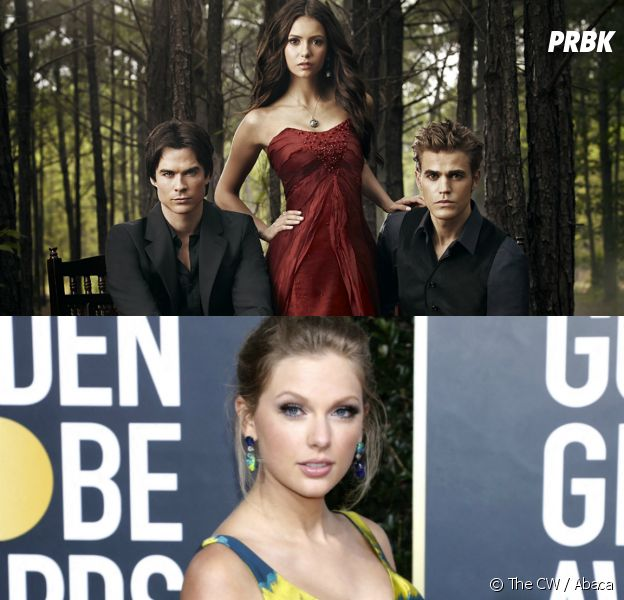 The Vampire Diaries : Taylor Swift a failli jouer dans la série selon Nina Dobrev