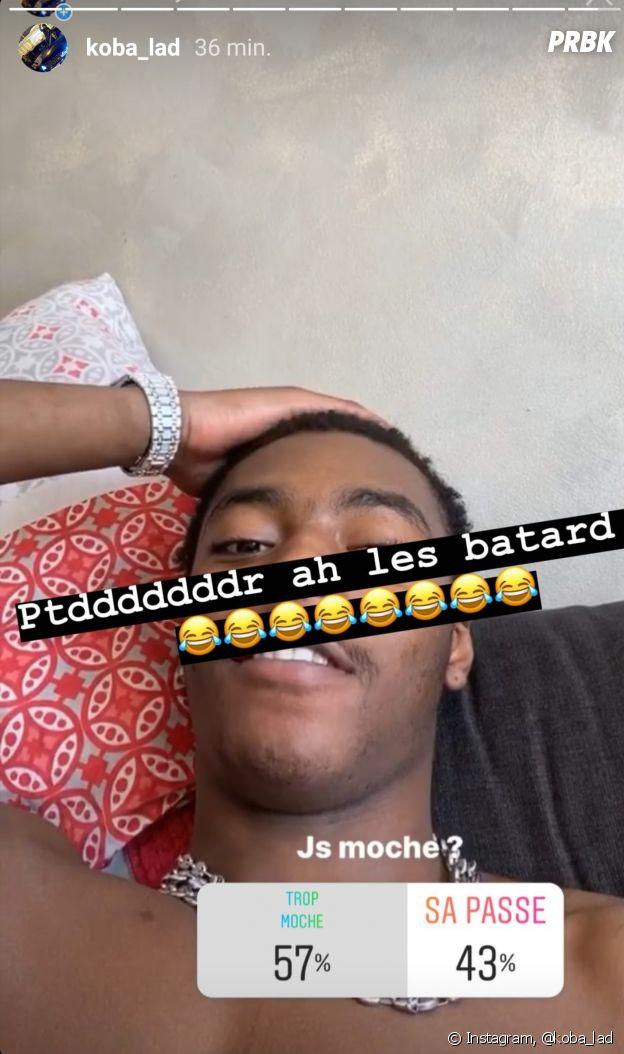 Koba LaD a rasé ses locks