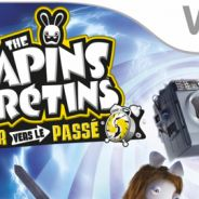Les Lapins Crétins font une course en ... papier toilettes bientôt sur Wii ... la vidéo buzz