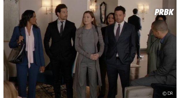 Grey's Anatomy : Alex dans son épisode final