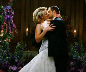 Grey's Anatomy : le mariage d'Alex et Izzie