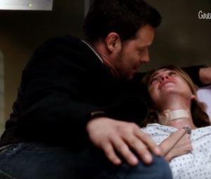 Grey's Anatomy : Alex et Meredith dans l'épisode 9 de la saison 12