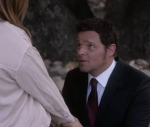 Grey's Anatomy saison 16 : Alex redemande Jo en mariage